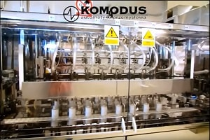 KOMODUS machine control systems of production line devices monitoring event registration Poland
